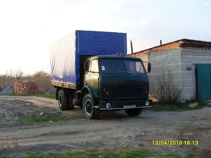 Маз 500 фургон фото.