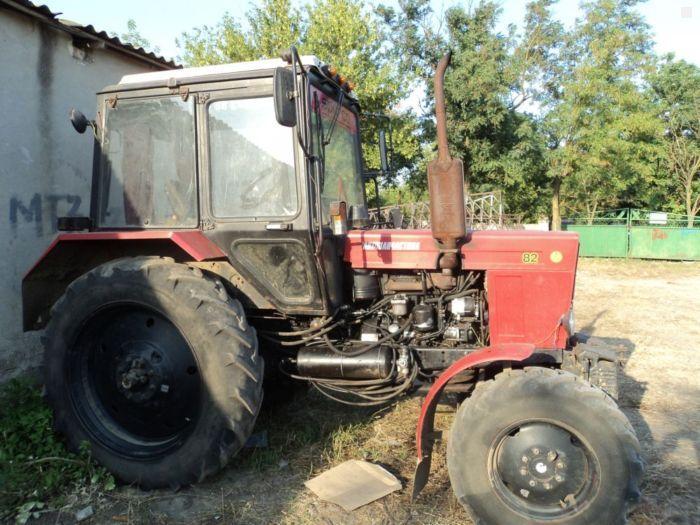 Трактор мтз, мтз-80, мтз-82 б/у продаем
