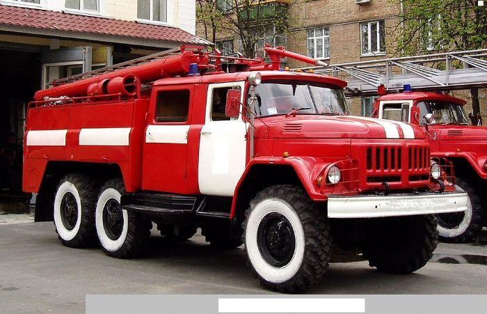 В Вологде горела квартира