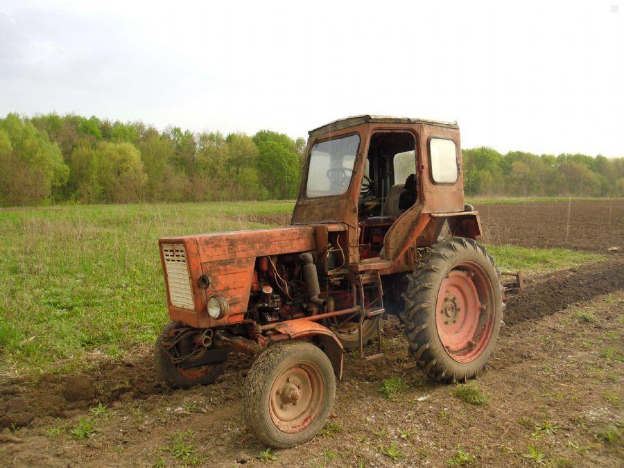 Трактор Т30 («Владимирец»): устройство, технические.