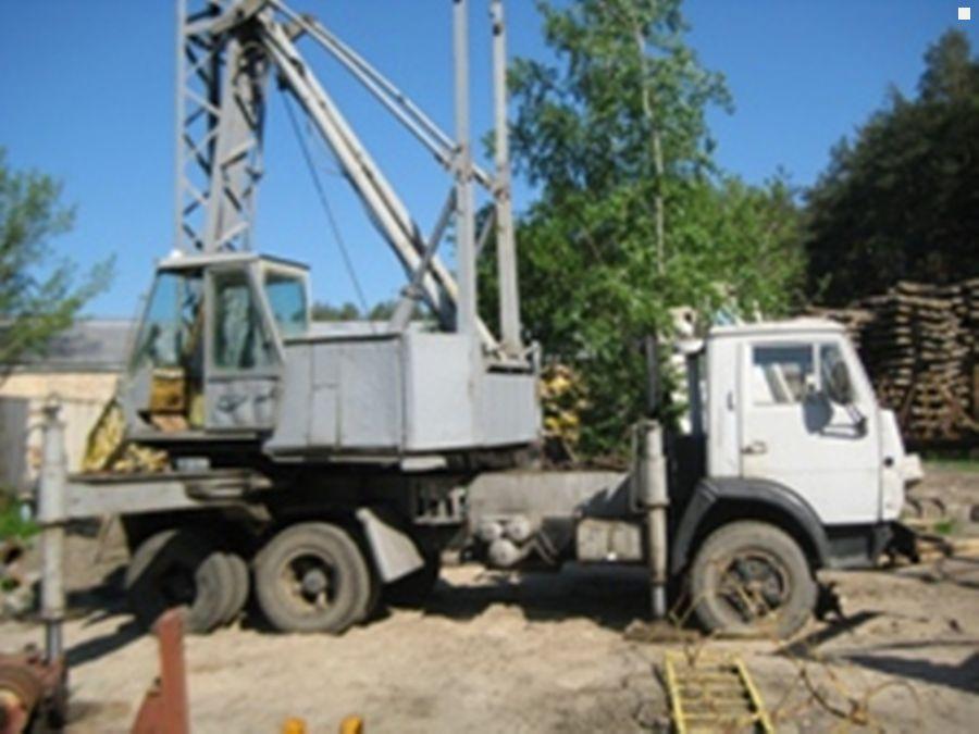 Автокран абкс-6 - доска бесплатных объявлений грузовые автомобили, спецтехника курган (курганverroru)
