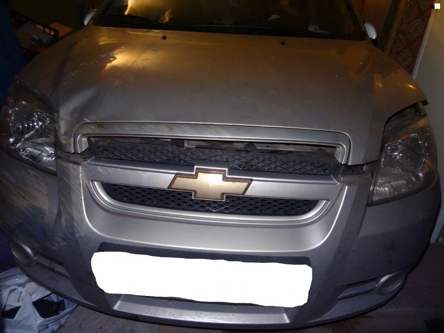 Chevrolet Aveo LT.  Авео 2…