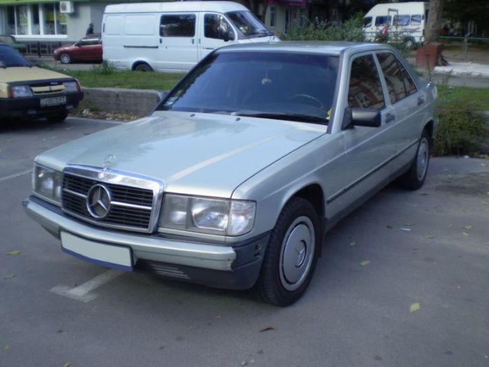 Mercedes c-class 190 идеал - 1de2