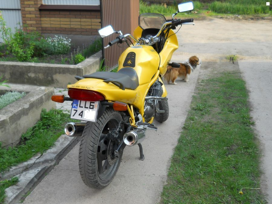Yamaha xj 600 s diversion 1994