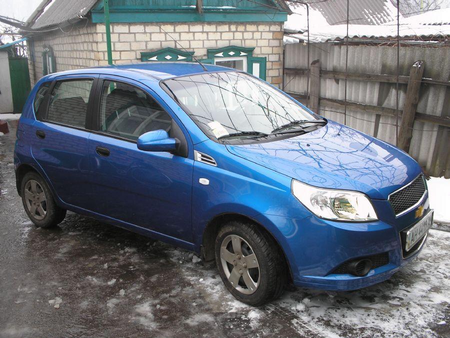 Chevrolet Aveo 2008 Донецк 1…