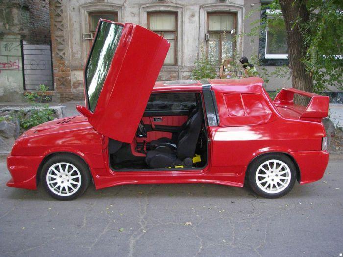 ваз 2106 кабриолет Аюб Нагоев5 v…