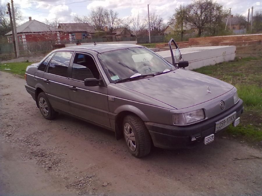 Volkswagen Passat B3 199…
