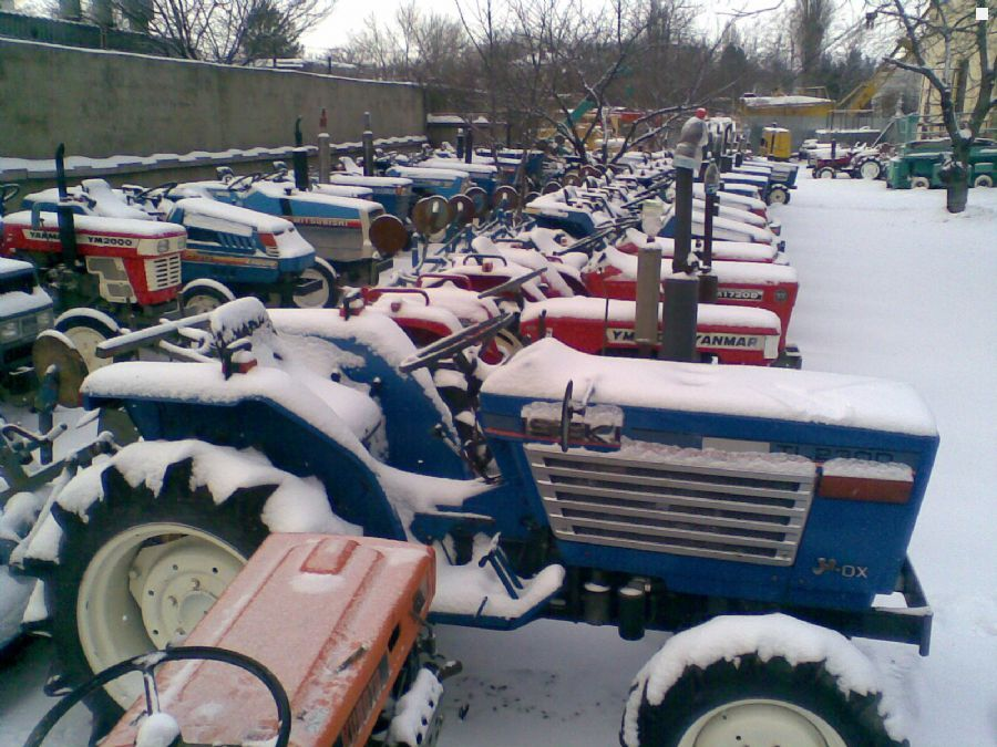 Трактора БУ и новые в Ивановской области