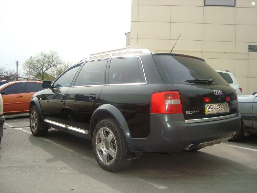 Продажа Audi A6 allroad quattro Biturbo 2002 года в Луганске