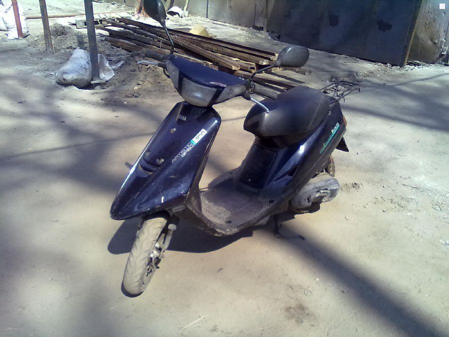 Продам скутер yamaha jog 2