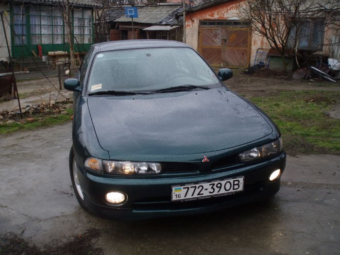 mitsubishi galant 21 cool - photo #22
