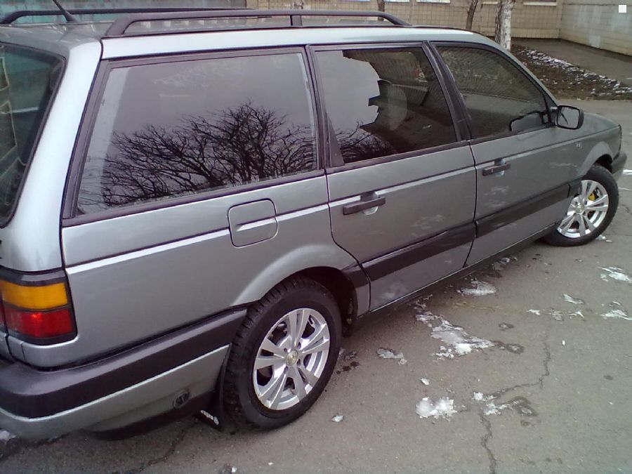 Volkswagen Passat B3, …