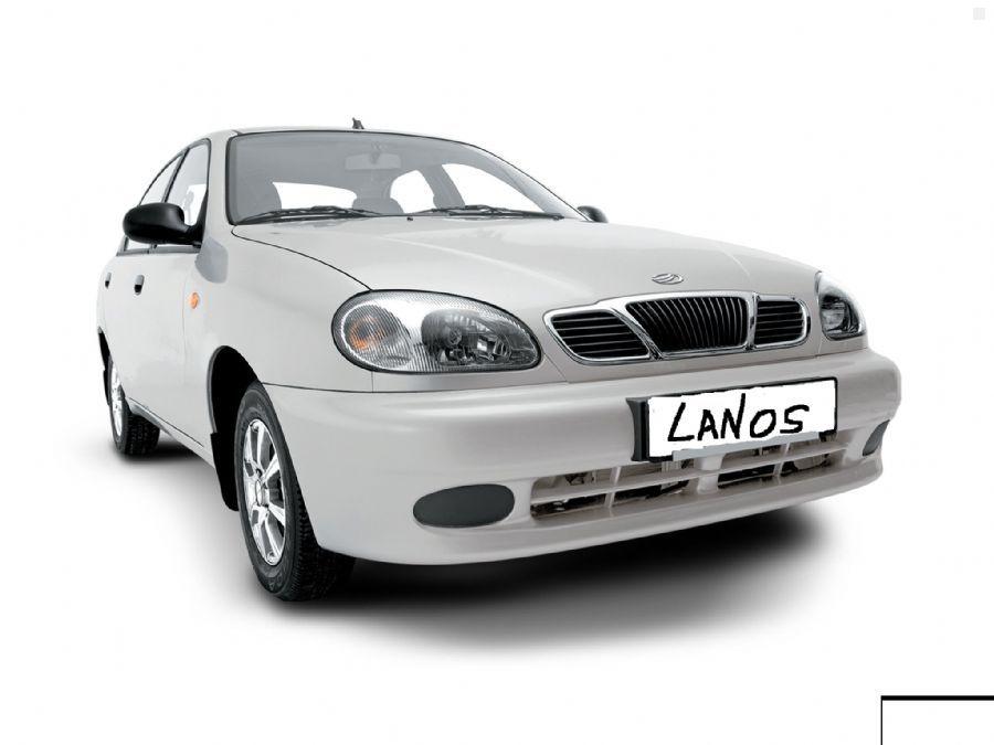 Chevrolet Lanos перелицованный D…