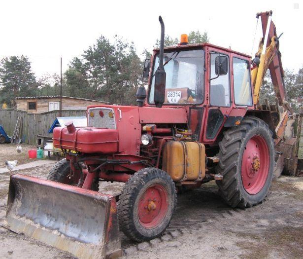 Автобазар Украины - продажа Трактор МТЗ-50 новых и бу в.