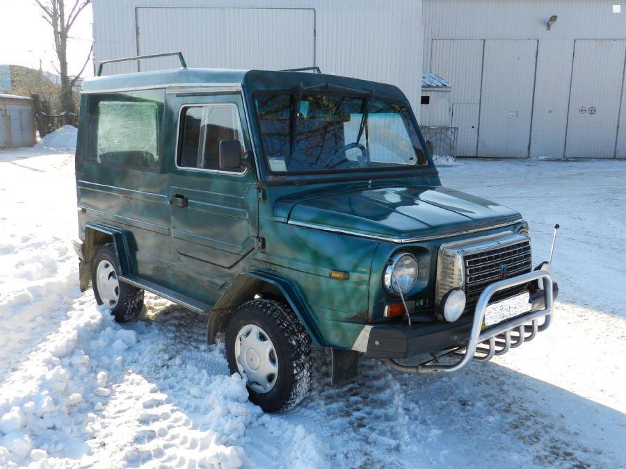 Запчасти ЛуАЗ 969М.