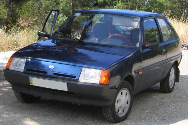 ЗАЗ-1102 «Таврия» - это трет…