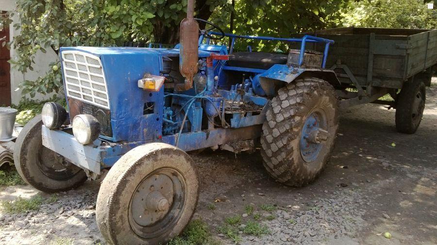 Самодельный трактор т 25.куплю