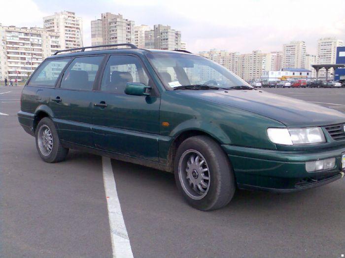 Ласточка - Автомобиль Volkswagen Passa…