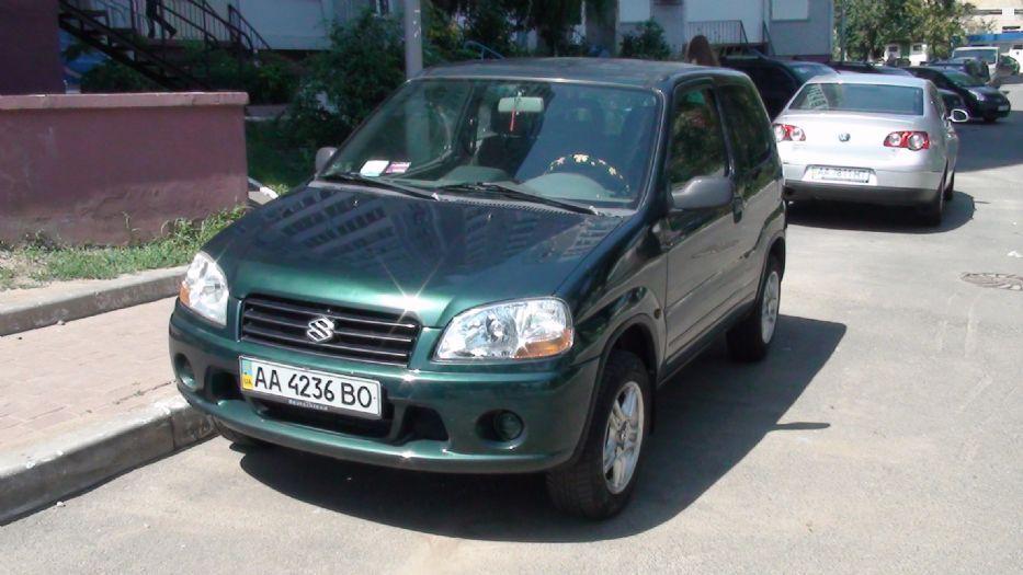 Продажа Suzuki Ignis б/у.