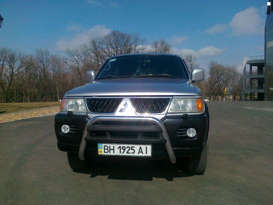 Отзывы о Mitsubishi Pajero Sport. на…