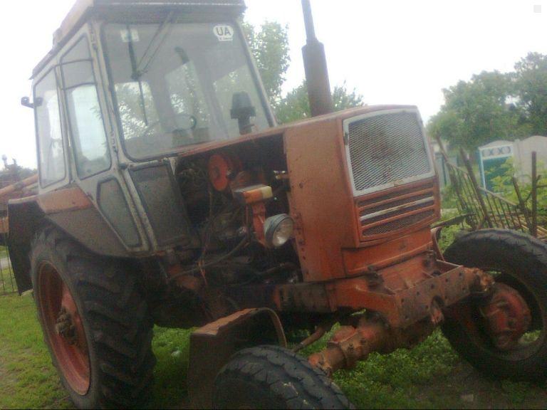 трактор с турбиной.flv - YouTube