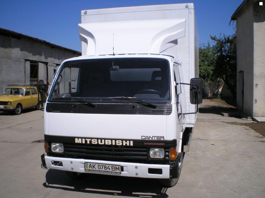6 фото Mitsubishi Canter 199…