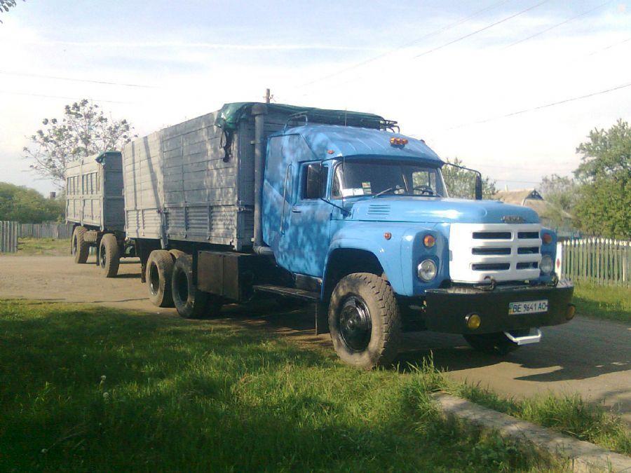 Продажа ЗИЛ 133 в Николаеве на RST.