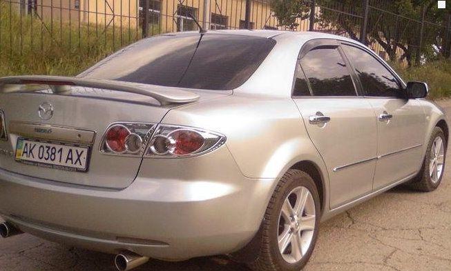 Mazda 6 2005 1 mazda 6 ульяновск 2005 1