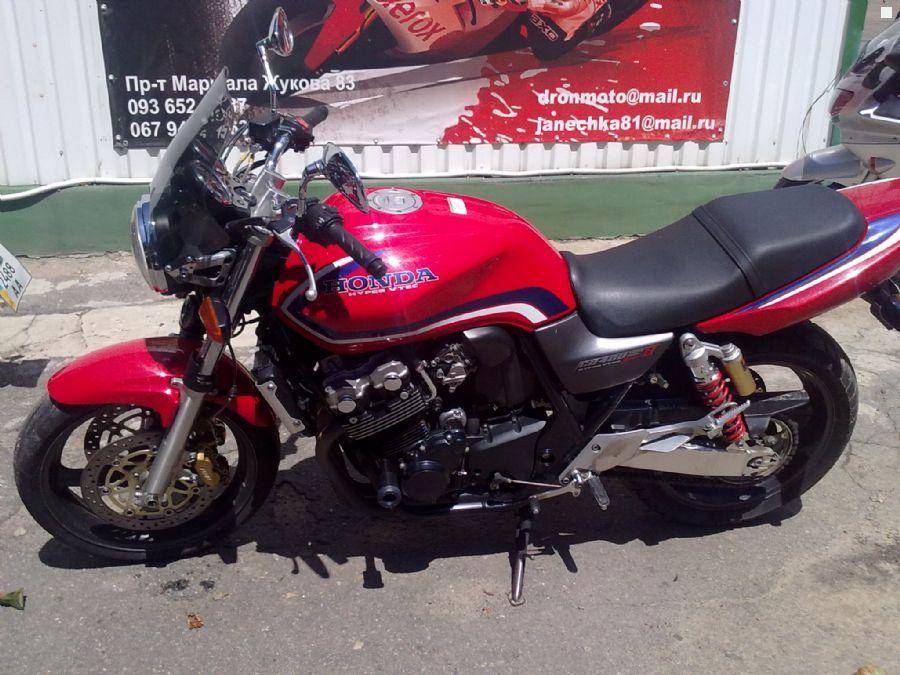 Продам Honda CB400 SF Hy…