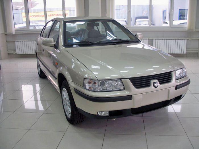 Смотрите, какой автомобиль: iran khodro samand 2008 года за 200 000 рублей на автору!
