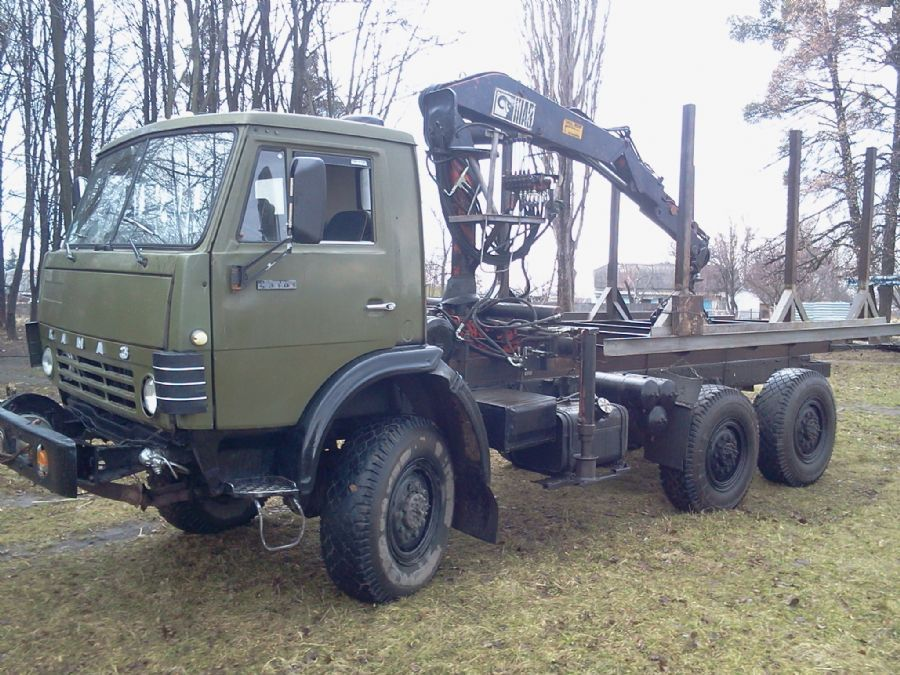 Продажа КамАЗ 4310 , Грузовик пл…