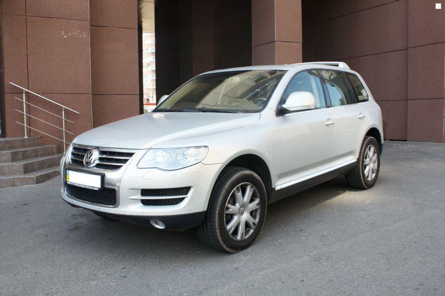 Продажа Volkswagen Touareg 2008 …