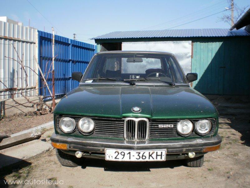1980 5 series bmw