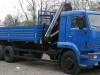 Продажа HIAB XS 122 на базе КамАЗ-65117